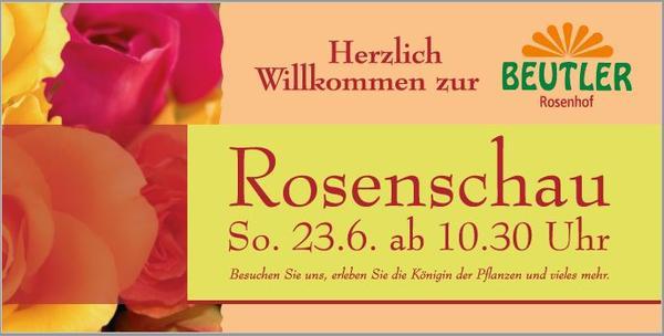 Rosenschau